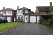 3 bed Detached property in Vicarage Lane...