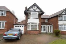 Brockhurst Road semi detached house for sale