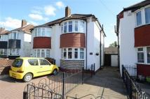 2 bedroom semi detached property for sale in Darley Avenue...