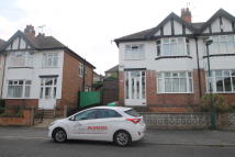 semi detached property in Exton Road, Sherwood...