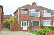 semi detached house to rent in Broadway, Fulford
