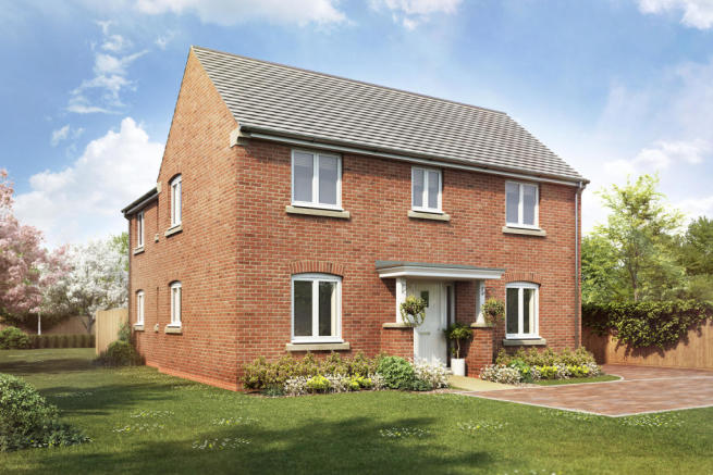 4 Bedroom Detached House For Sale In Austin Drive Copcut Droitwich Wr9 7td Wr9