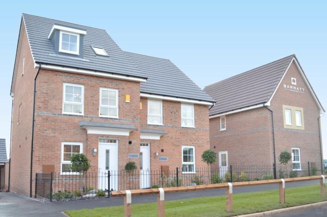 Rochester, Finchley and Morpeth Show Homes