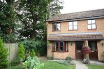semi detached house in Ancaster Way...