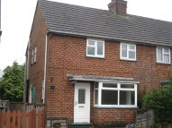 2 bed semi detached home in Brook Close, Alfreton...