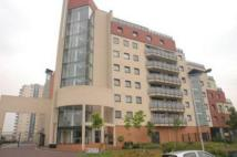 Flat to rent in Wards Wharf Approach...