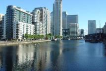 Millharbour Flat to rent