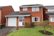 Detached house for sale in Fairoak Grove, Bassaleg...