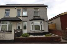 2 bedroom semi detached property for sale in Tregwilym Road...