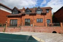 5 bedroom Detached house to rent in Parkwood Close, Caerleon...