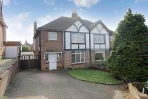 3 bed semi detached house in King George Vi Drive...