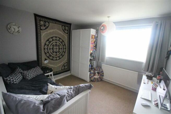 Bedroom no. 2 front