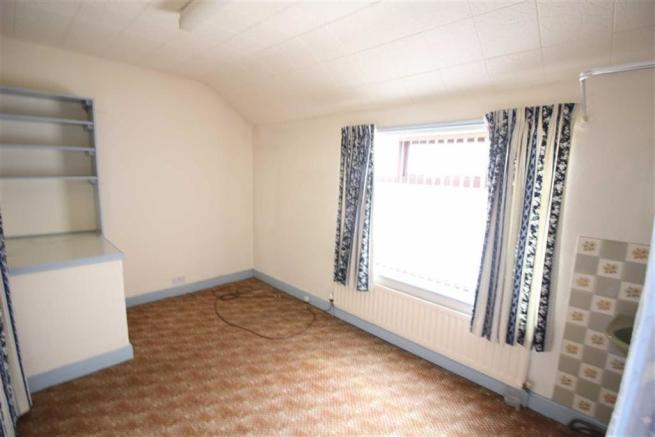 Bedroom no.2 front: