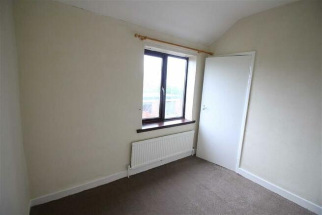 Bedroom no.3 rear: