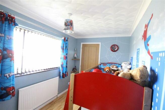 Bedroom no.4 front: