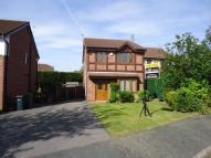 Detached home in Pipers Ash, Winsford, CW7