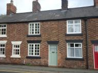 Terraced home to rent in Burton Square, Tarporley...