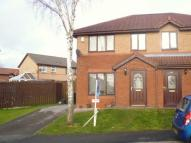 2 bed semi detached home to rent in Mendip Close, Winsford...
