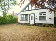 Detached Bungalow for sale in Grange Lane, Winsford...
