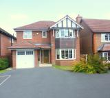 Detached house in MERE COURT, Winsford, CW7