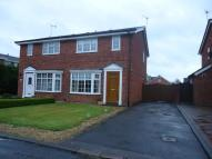 3 bedroom semi detached property to rent in Avocet Drive, Winsford...