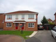 semi detached home to rent in Broomfield Close...