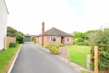 Detached Bungalow to rent in Moss Bank, Winsford...
