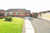 Semi-Detached Bungalow in Grange Lane, Winsford...