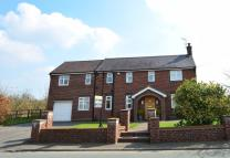 Detached home for sale in Moors Lane, Winsford...