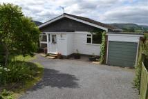 Detached Bungalow in 3, Penmaes, Rhayader...