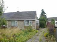 3 bed Semi-Detached Bungalow in 11, Friars Close...