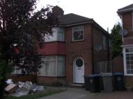semi detached home to rent in Girton Avenue, London...