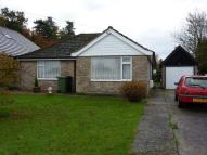 Brecklands Detached Bungalow to rent