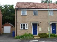3 bedroom semi detached house to rent in Mounts Pit Lane, Brandon