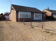 Glebe Road Detached Bungalow for sale