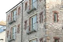 1 bed Studio apartment in Barbican, Plymouth