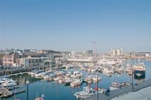 Studio apartment in The Barbican, Plymouth
