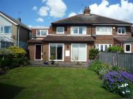 semi detached home for sale in Marlborough Drive...