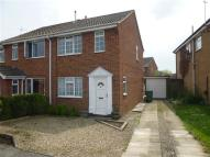 3 bedroom semi detached home for sale in Barons Crescent...