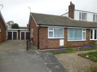 semi detached property for sale in Beech Avenue...