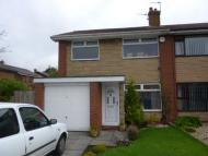 3 bed semi detached property in Landedmans, Westhoughton...