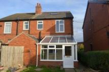 semi detached house to rent in Charlestown, Ackworth...