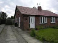 Semi-Detached Bungalow to rent in Pinfold Way...
