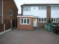 semi detached property to rent in Balmoral Drive...