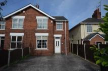 semi detached home to rent in Carleton Road, Carleton...