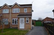 3 bed semi detached house to rent in Cookson Close...