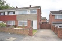 3 bedroom semi detached property in Towton Drive, Whitwood...