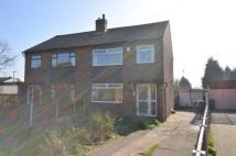 semi detached home in Primrose Close, Halton...