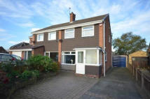 semi detached house in SWALE CRESCENT, Leeds...