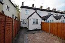 Terraced property to rent in HILLS TERRACE...